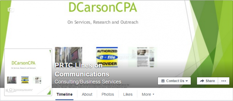 DCarsonCPA PRTC Lines for Boards, Directors and Senior Executives