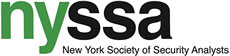 NYSSA - New York Society of Security Analysts